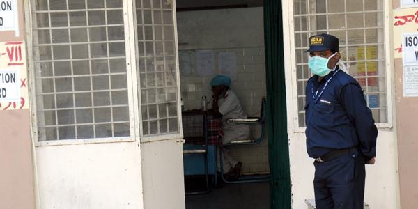 హైదరాబాద్లో కరోనా కలకలం