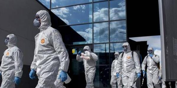 Spain, COVID-19, China, Coronavirus, lockdown