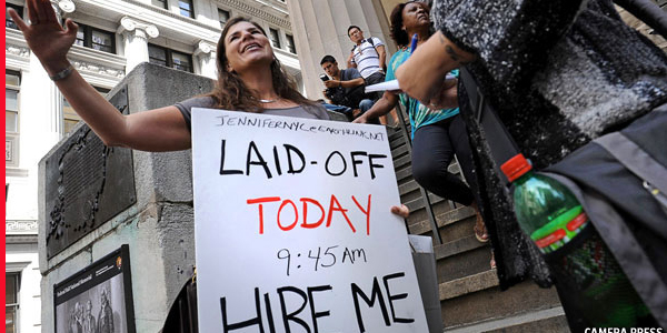 Jobless in America