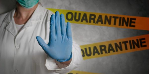 Quarantine of Coronavirus