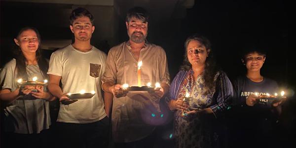 Srikanth Family
