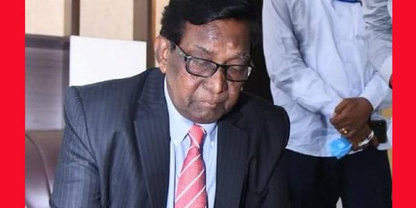 Court retired judge Kanagaraj appointed A.P. State EC
